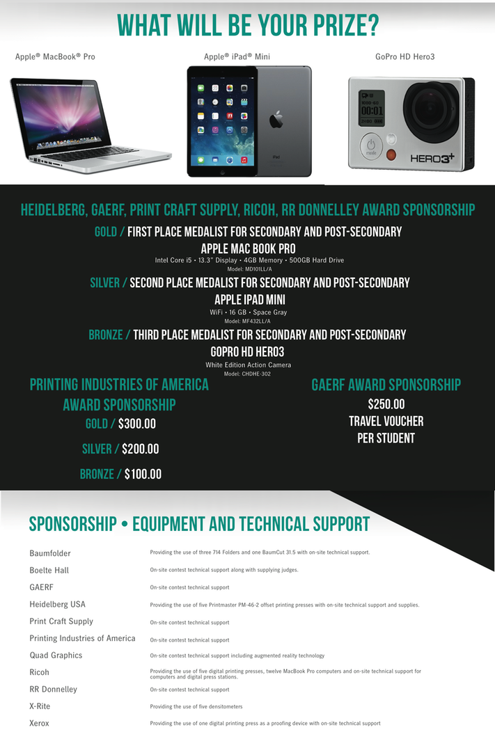 Awards&Sponsorships